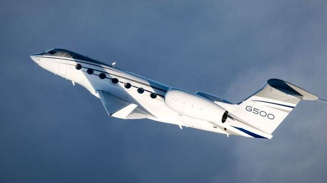 Gulfstream announces sale of sustainable jet fuel