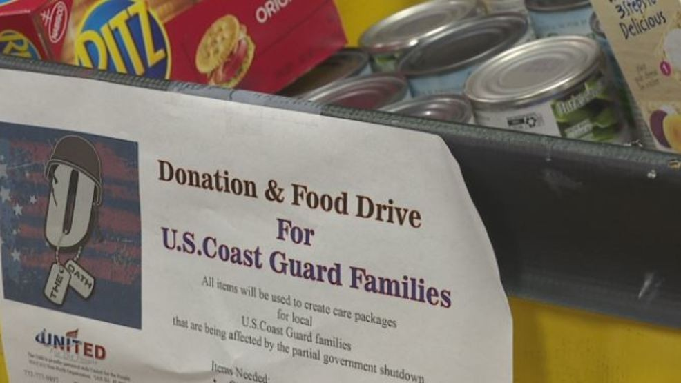 Nine Line Apparel collecting donations for Coast Guard families   WTGS