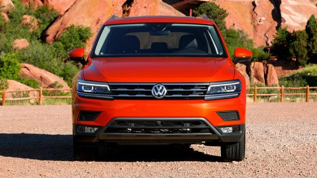 2018 VW Tiguan crossover recalled over fire risk | WTGS