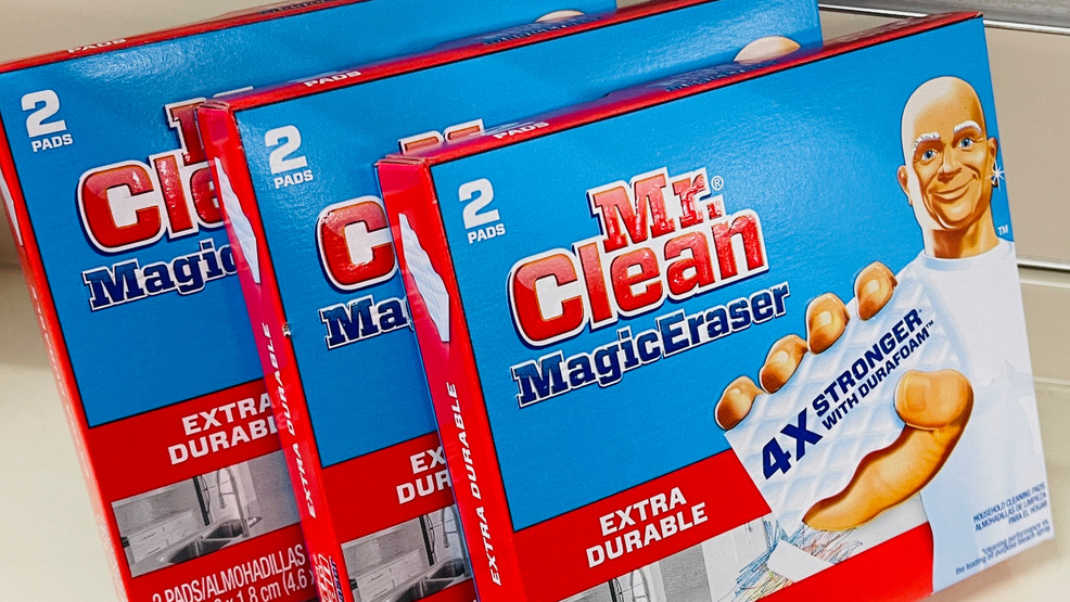Do not clean your teeth with Clean Magic Eraser, the dentist warns