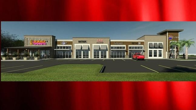 Shopping center coming to Pooler | WTGS