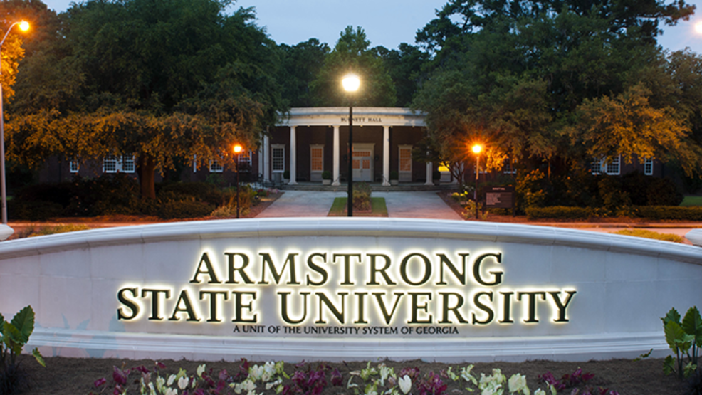 Armstrong State University >> Racial Threatening Graffiti Found At Armstrong State