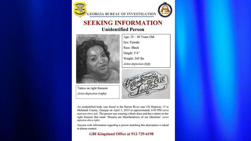 Officials identify body found in McIntosh County | WTGS
